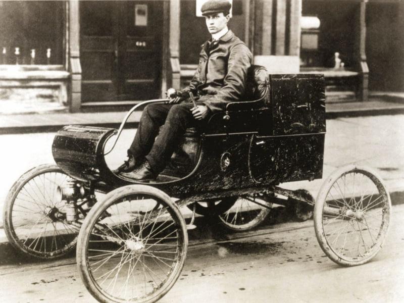 Az első autó a világon – Érdekességek
