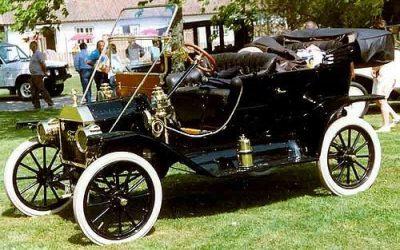 Autók gyártása – Az első futószalagon gyártott autó